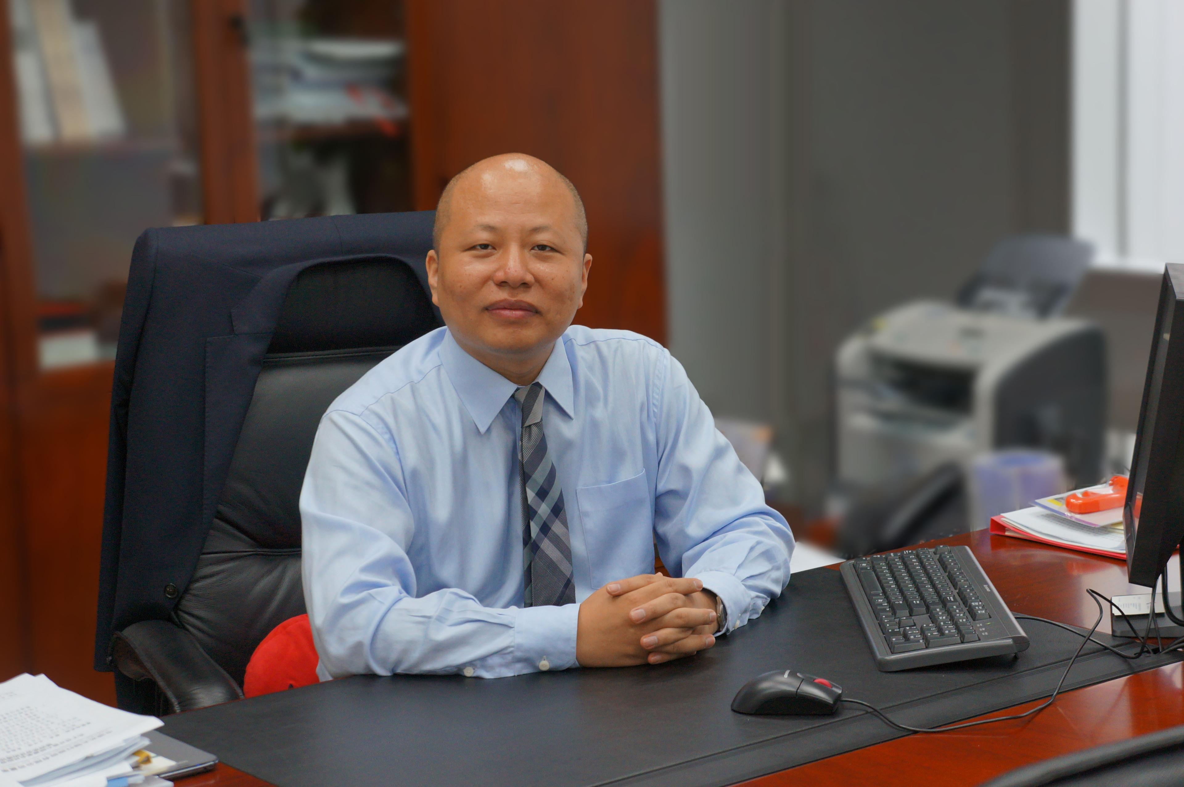 光大银行首席业务总监兼数字金融部总经理杨兵兵 图片来源:受访者供图