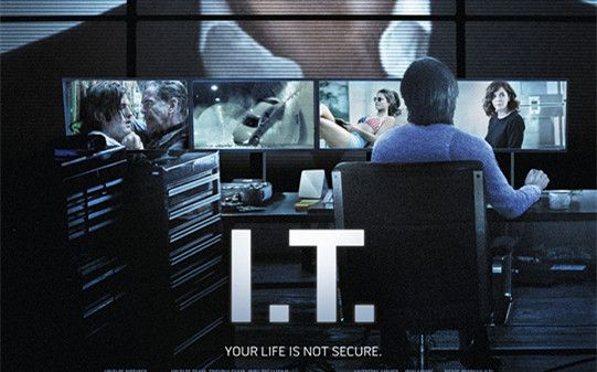 电影《绝对控制》海报