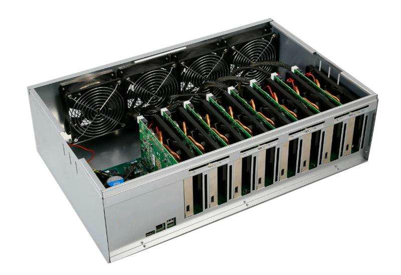 GPU显卡机